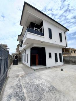 Brand New 4bedroom Fully Detached Duplex and a Bq, Ajah, Lagos, Detached Duplex for Sale