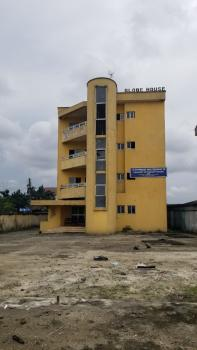 Four (4) Floors Office Complex and Detached House., Along Aba- Owerri Road Opposite Abbayi Girls High School, Aba, Abia, Office Space for Sale