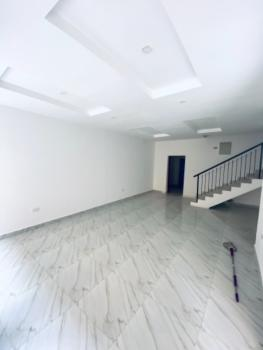 Brand New 4 Bedroom Terrace Duplex with Bq, By Victory Park Road, Osapa, Lekki, Lagos, Terraced Duplex for Rent