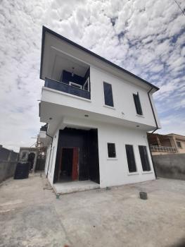 4 Bedroom Fully Detached Duplex, Brand New Property, Ajah, Lagos, Detached Duplex for Sale