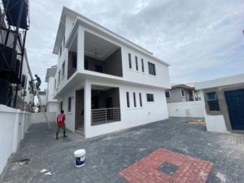 Brand New 2 Nos. 5 Bedroom Detached Houses with Bq, Ademola Eletu Street, Osapa, Lekki, Lagos, Detached Duplex for Sale