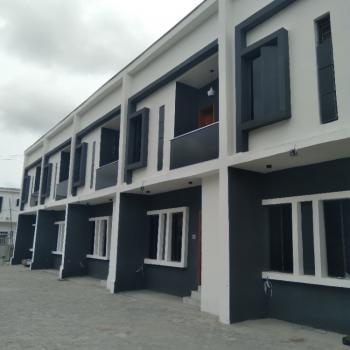 Compact 3 Bedroom Terrace House with Bq, Olokonla, Sangotedo, Ajah, Lagos, Terraced Duplex for Sale
