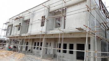 Affordable 2 Bedroom Terrace Duplex with B.q and Payment Plan, Citadel View, Ajah, Lagos, Terraced Duplex for Sale
