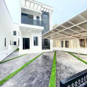 Newly Built  Bedroom Semi Detached Duplex with Bq;, Ikota, Lekki, Lagos, Semi-detached Duplex for Sale