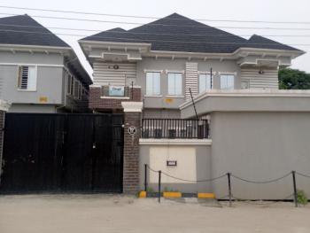 4 Bedrooms Semi-detached Duplex with a Bq, Terranex, Sangotedo, Ajah, Lagos, Semi-detached Duplex for Rent