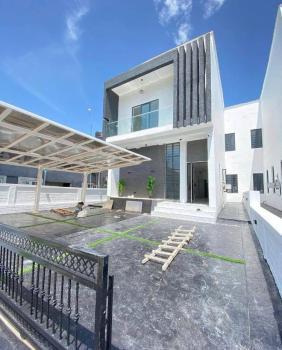 Tastefully & Newly Built 5 Bedroom Semi Detached Duplex with Bq;, Ikota, Lekki, Lagos, Semi-detached Duplex for Sale