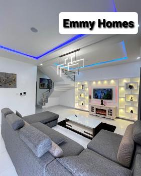 Fully Furnished 4 Bedroom Semi-detached Duplex, Ikota, Lekki, Lagos, Semi-detached Duplex for Rent