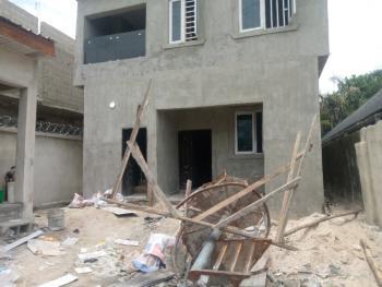 Newly Built Room and Parlour Mini Flat, Ogombo, Ajah, Lagos, Mini Flat for Rent