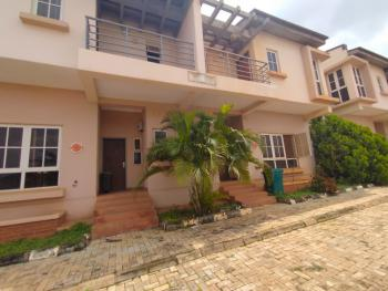 Well Furnished 3 Bedroom with Bq, Metro City Estate, Apo, Abuja, Terraced Duplex for Rent