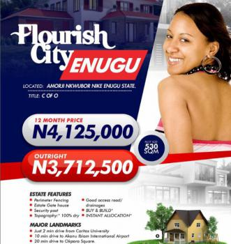 Plots of Lands, Amorji Nkuwobor Nike, Enugu, Enugu, Mixed-use Land for Sale