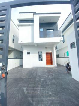 Classic 4bedrooms with Bq, in a Well Secured and Gated Estate, Ajah, Lagos, Detached Duplex for Sale