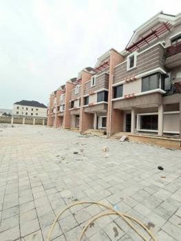 Newly Built 4 Bedroom Terrace Duplex with Bq, Jahi Abuja, Diplomatic Zones, Abuja, Terraced Duplex for Sale