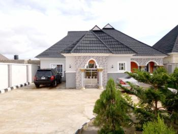Beautiful 3 Bedroom Detached Bungalow with Study Room and W/heater, Behind Indomie Company, Mahuta, Chikun, Kaduna, Detached Bungalow for Sale