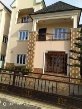 Beautiful 4 Bedrooms Terraced Duplex with Bq, Guzape, Guzape District, Abuja, Terraced Duplex for Sale