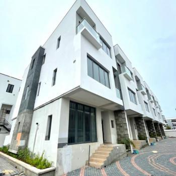 Luxury Serviced 4 Bedrooms Terraced Duplex with Swimming Pool, Oniru, Victoria Island (vi), Lagos, Terraced Duplex for Sale