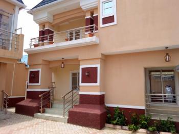Tastefully Built 4 Bedrooms Detached Duplex with Bq, Nanet, Angwan Dosa, Kaduna North, Kaduna, Detached Duplex for Sale