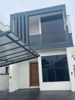 4 Bedroom Semi Detached Duplex with 1 Room Bq, Osapa, Lekki, Lagos, Semi-detached Duplex for Sale