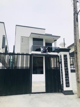 Luxury 5 Bedroom Detached Duplex with Bq and Swimming Pool, Agungi, Lekki Phase 2, Lekki, Lagos, Detached Duplex for Sale