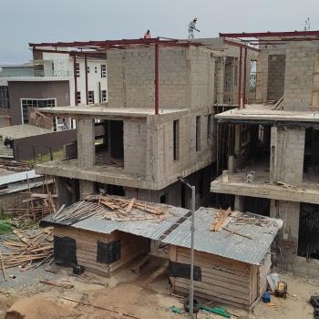 5 Bedroom Automated He with Cinema Pool Cctv, Osapa, Lekki, Lagos, Detached Duplex for Sale