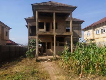 4 Bedrooms Detached Duplex Uncompleted, Sahara 2 Estate, Lokogoma District, Abuja, Detached Duplex for Sale