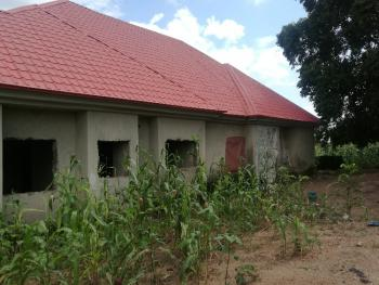 Spacious Twin 3 Bedrooms Flat Carcass, Fcda Qtrs ,bwari, Bwari, Abuja, Block of Flats for Sale