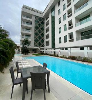 Luxurious Built and Spacious 4 Bedroom Flat with Gym, Pool, Bq, Off Banana Island Road, Ikoyi, Lagos, Flat / Apartment for Sale
