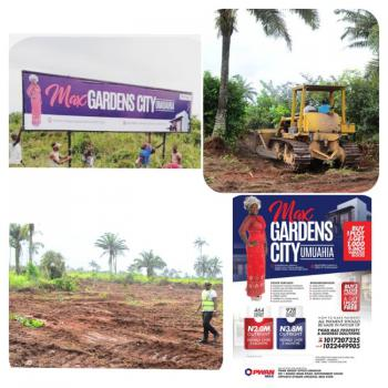 Buy a Plot of Land, Max Garden City, Umuahia, Abia, Mixed-use Land for Sale