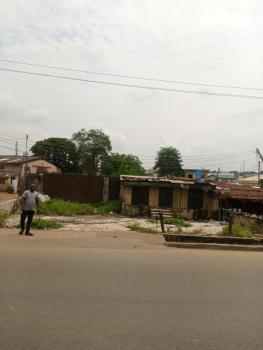 a Full Plot of Land on The Mainroad of Old Abeokuta Road, Old Abeokuta Road Adjacent Lagos State Abbatior, Oko-oba, Agege, Lagos, Commercial Land for Sale