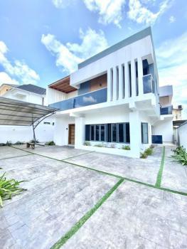 Elegant 5 Bedrooms Fully Detached Duplex in a Serene Neighborhood, Agungi, Lekki, Lagos, Detached Duplex for Sale