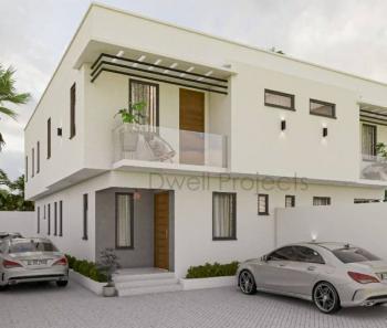 Luxury Newly Built 3 Bedrooms Semi-detached Duplex, Beside Ojodu Estate, Ojodu Berger, Ojodu, Lagos, Semi-detached Duplex for Sale