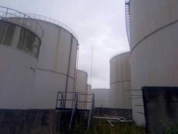 Tank Farm with Jetty, Mile 2, Apapa-oshodi Expressway, Lagos State, Apapa, Lagos, Tank Farm for Sale