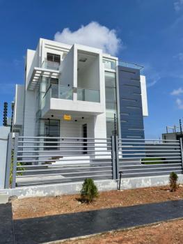 Lovely Built Ocean View 5br Detached House. Lekki. Pinnock, Osapa, Lekki, Lagos, Detached Duplex for Sale