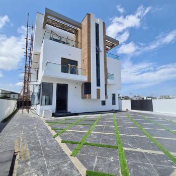 Exquisite Built Ocean View 5br Detached House. Lekki. Pinnock, Osapa, Lekki, Lagos, Detached Duplex for Sale