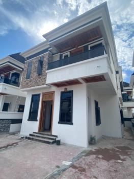 Well Finished 4br Detached Duplex with a Room Bq in a Secured Estate, Chevron, Lekki, Lagos, Detached Duplex for Sale