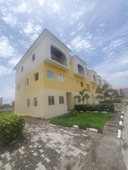 a Lovely 4 Bedroom Terrace with Bq, Mobil Road, Ajah, Lagos, Terraced Duplex for Sale