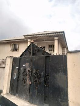 Renovated Spacious 2 Bedroom Upstairs, Off Western Avenue, Surulere, Lagos, Flat / Apartment for Rent