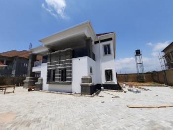 Brand New 4 Bedroom Detached Duplex with Bq, By Sunnyvale Estate, Dakwo, Abuja, Detached Duplex for Sale