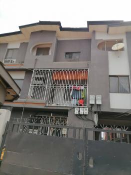 Block of 5 Flats, Off College Road, Ogba, Ikeja, Lagos, Block of Flats for Sale