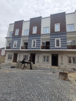 Brand New 4 Bedrooms Terraced Duplex, Osapa London, Osapa, Lekki, Lagos, Terraced Duplex for Sale