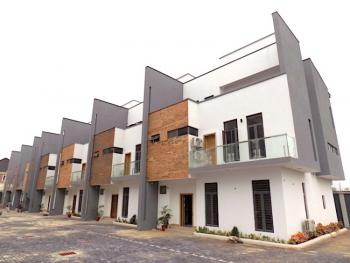 4 Bedrooms Terraced Duplex + Bq, Ikate, Ikate Elegushi, Lekki, Lagos, Terraced Duplex for Sale
