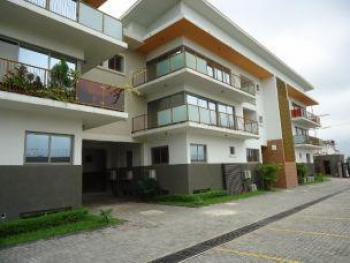 Serviced Exquisite 3 Bedroom Maisonette with a Bq, Osborne Phase 2, Osborne, Ikoyi, Lagos, Flat / Apartment for Sale