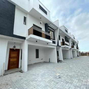 Luxury 4 Bedroom Terrace, Igbo Efon, Lekki, Lagos, Terraced Duplex for Sale