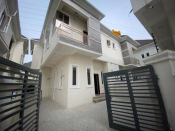 Newly Built 4 Bedroom Semi Detached Duplex, Chevron, Lekki, Lagos, Semi-detached Duplex for Rent