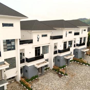 4 Bedroom Terraced Duplex, Asokoro District, Abuja, Terraced Duplex for Sale