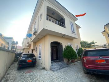 Well Maintained 5 Bedroom Detached House with Bq on 337sqm Land, Within a Gated Estate and in a Cu De Sac, Agungi, Lekki, Lagos, Detached Duplex for Sale