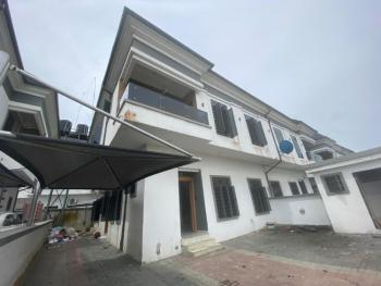 Sharp 4 Bedroom Semi Detached Duplex, Chevron, Lekki Phase 2, Lekki, Lagos, Semi-detached Duplex for Rent