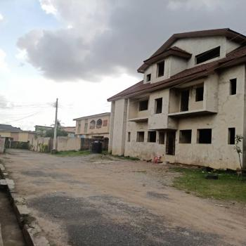 9 Commercial Flats of 3 and 2 Bedroom, Ikolaba, New Bodija, Ibadan, Oyo, Commercial Property for Sale