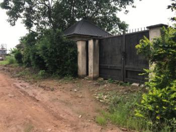 1,300sqm of Fenced Land, Industrial/residential Layout, Emene, Enugu, Enugu, Mixed-use Land for Sale