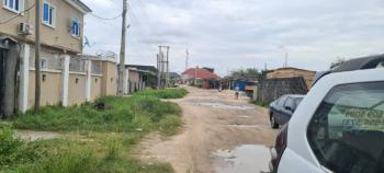 6 Plots of Land Fenced with Gate, Olokonla, Ajah, Lagos, Residential Land for Sale