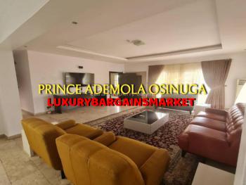 Furnished 3 Bedroom Penthouse + Private Elevator+pool+gym, Banana Island Estate, Banana Island, Ikoyi, Lagos, Flat / Apartment for Rent